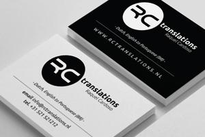 visitekaartjes ontwerp voor een eerlijke prijs bij logo4life