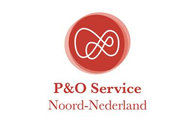 P&O Service Noord-Nederland logo