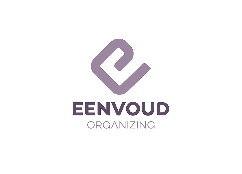 Logo ontwerp Eenvoud organizing