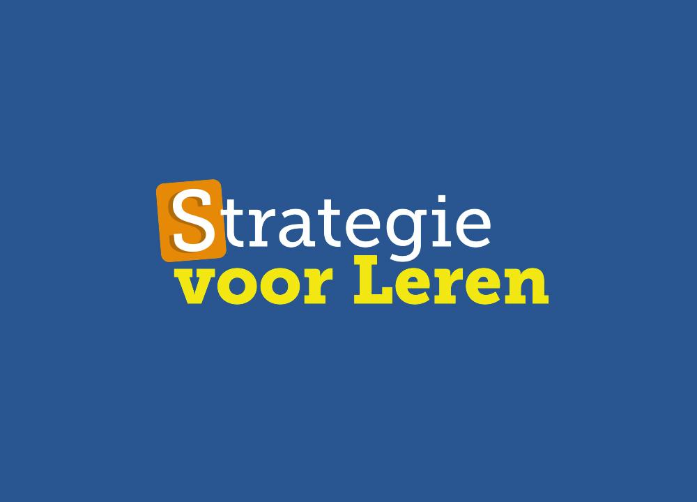 Logo ontwerp Strategie voor Leren