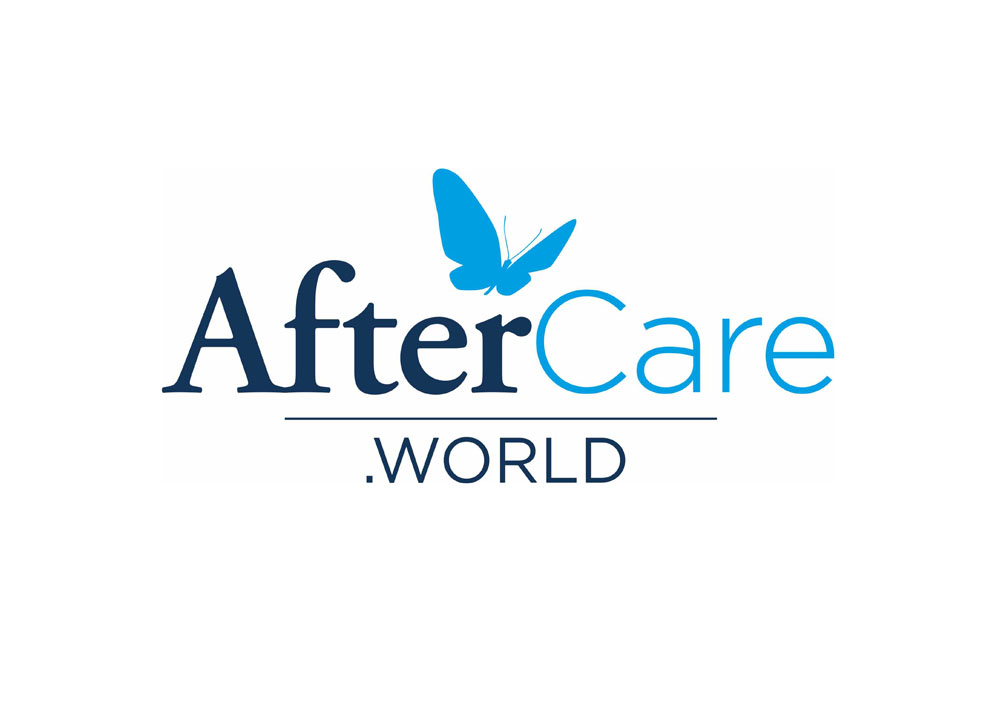 Logo ontwerp AfterCare.World