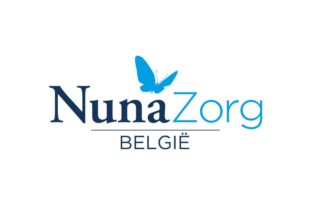 Logo ontwerp NunaZorg België