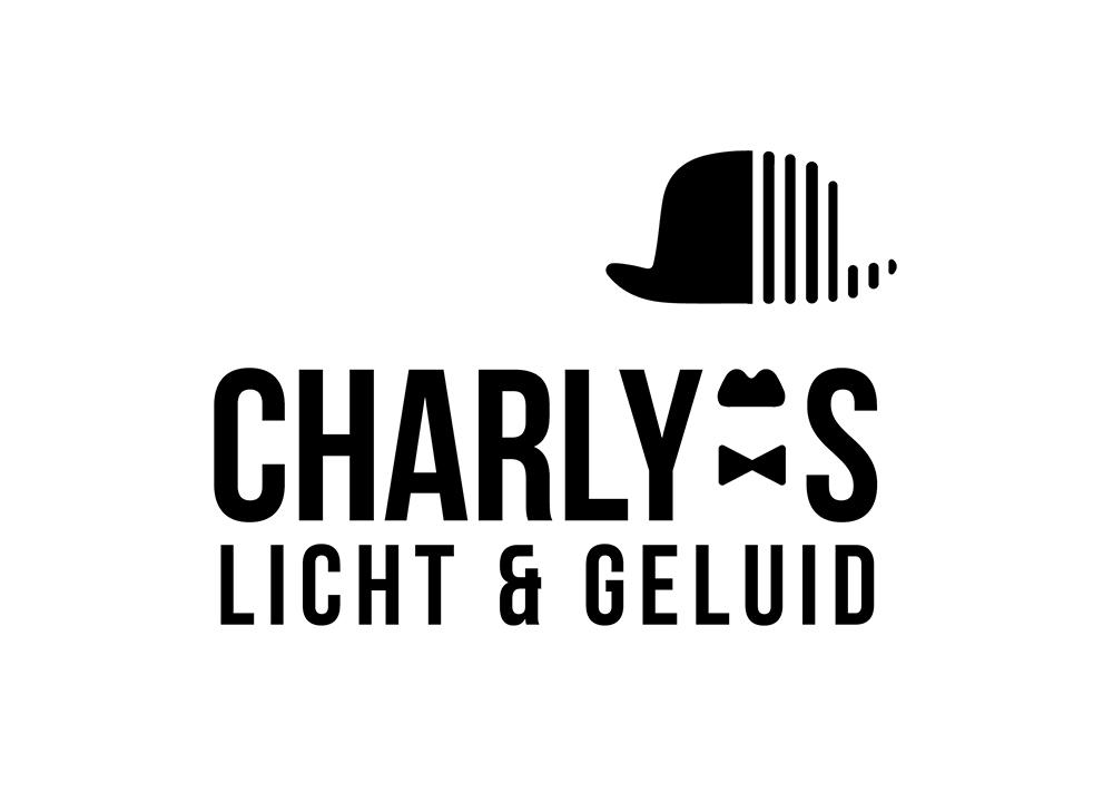 Logo ontwerp Charley's Licht & Geluid