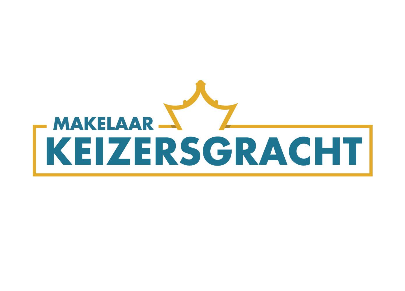 Logo ontwerp Makelaar Keizersgracht
