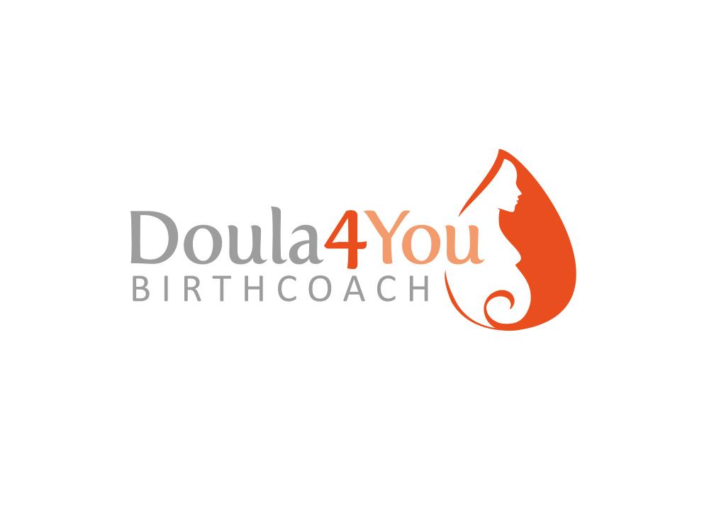 Logo ontwerp Doula4you Birthcoach