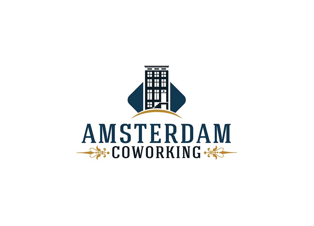 Logo ontwerp Amsterdam Coworking