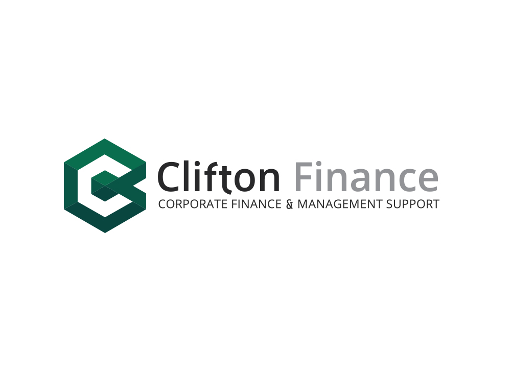 Logo ontwerp Clifton Finance
