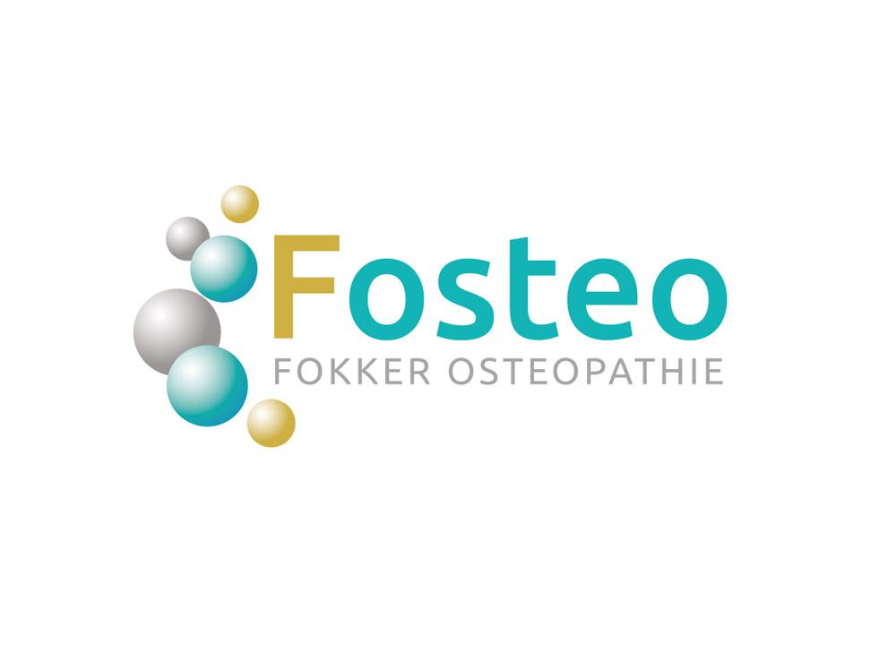 Logo ontwerp Fosteo Osteopathie