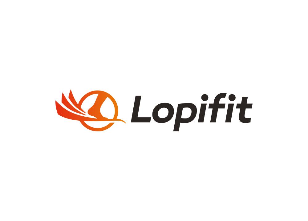 Logo ontwerp Lopifit