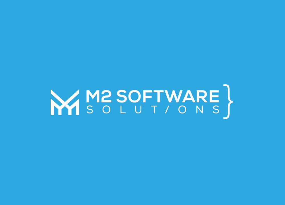 Logo ontwerp M2 Software Solutions