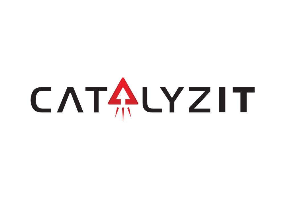 Logo ontwerp CatalyzIT