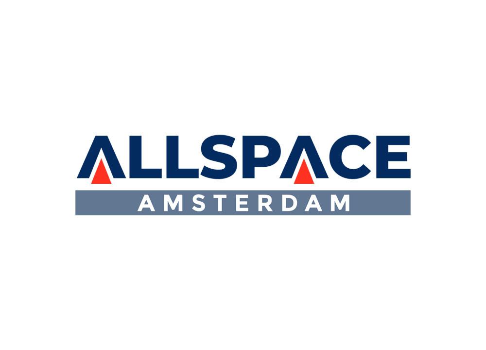 Logo ontwerp Allspace Amsterdam