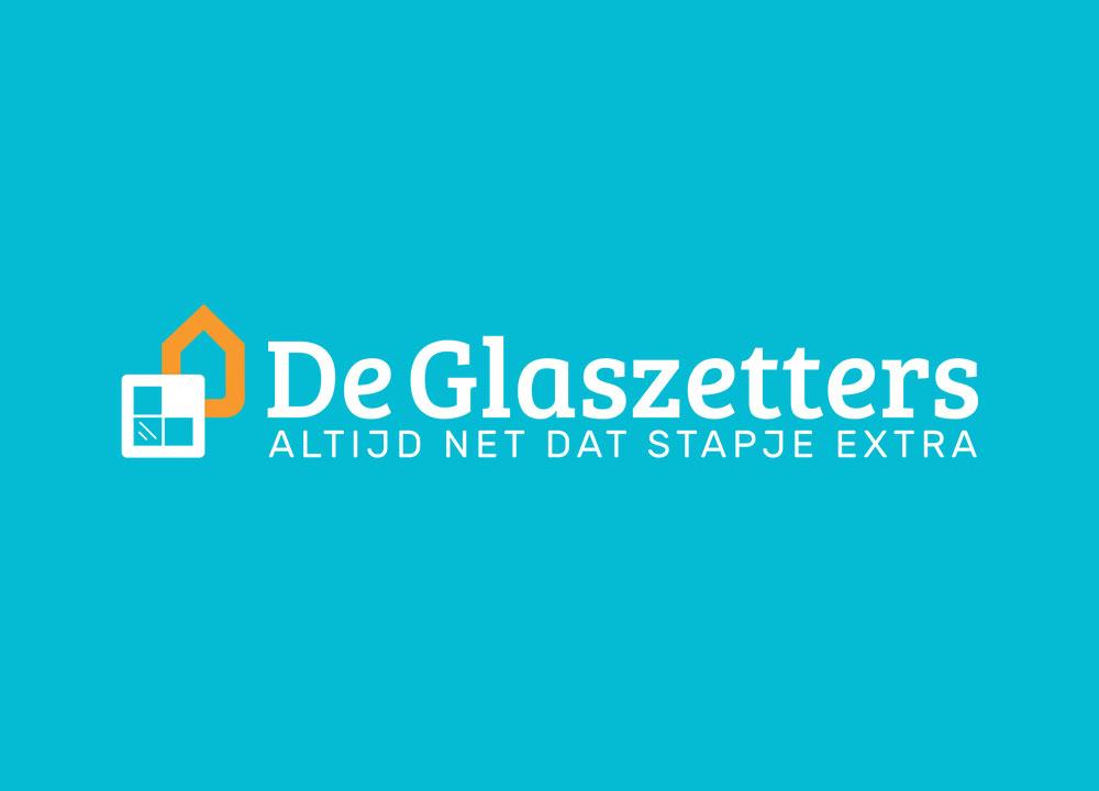 Logo ontwerp De Glaszetters #2
