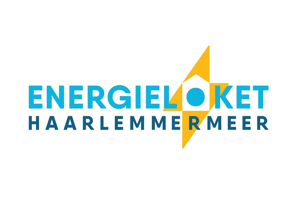 Logo ontwerp van Energieloket Haarlemmermeer