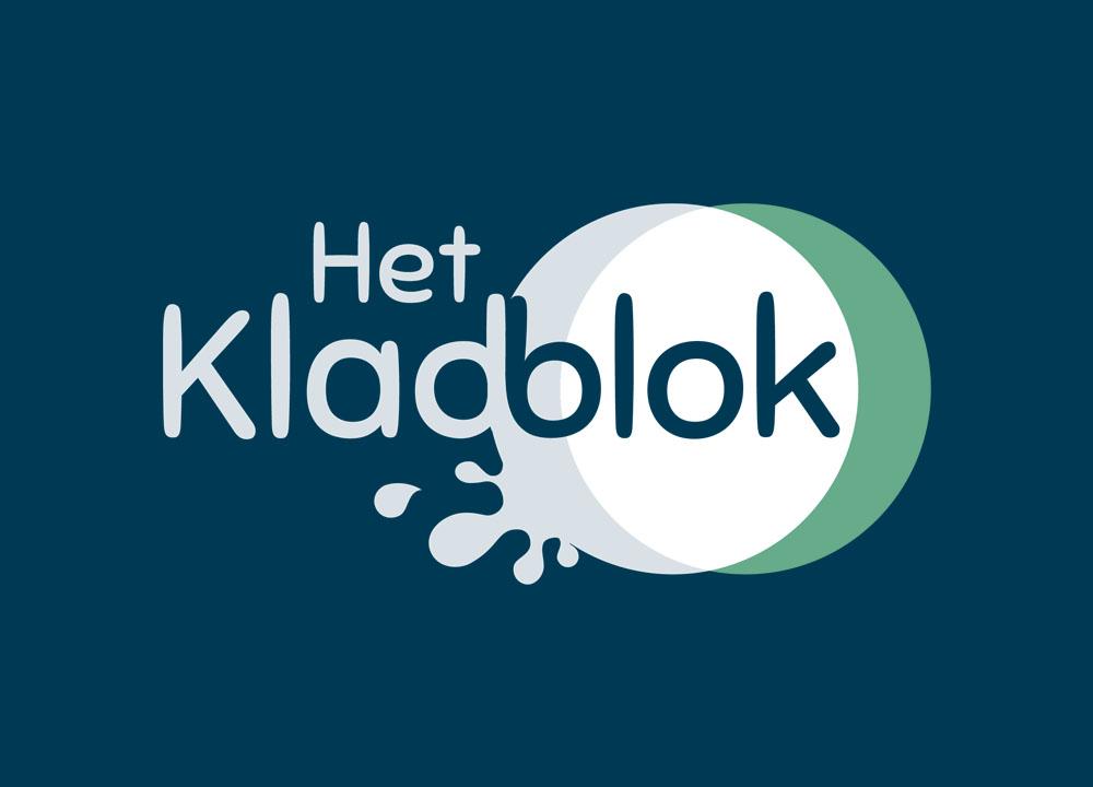 Logo ontwerp Het Kladblok
