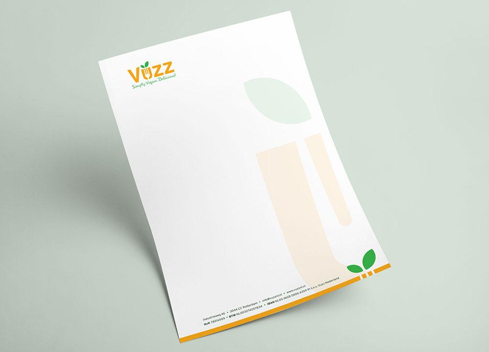 Briefpapier van Vuzz